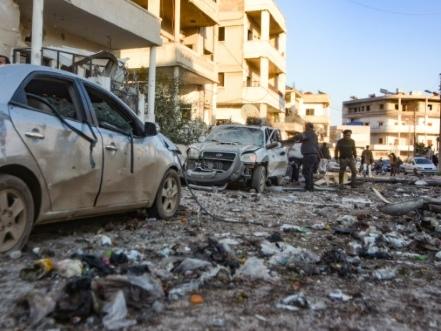Syrie: le régime reprend Kafranbel, 20 civils tués dans des frappes à Idleb