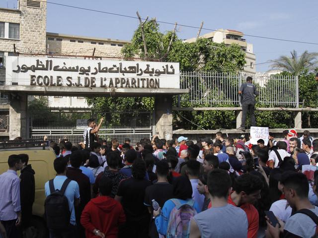 """Liban: la Banque mondiale exhorte à la formation """"urgente"""" d'un nouveau gouvernement"""