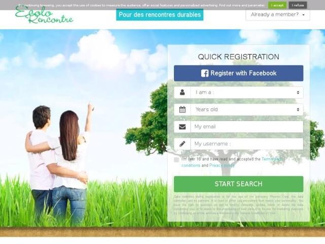 EcoloRencontre.com – Site de rencontres écologique ?