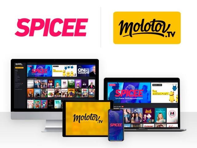 SPICEE, la chaîne 100% documentaire débarque chez Molotov