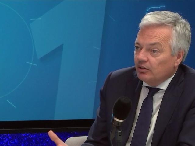 Didier Reynders n'exclut pas un prochain gouvernement avec la N-VA