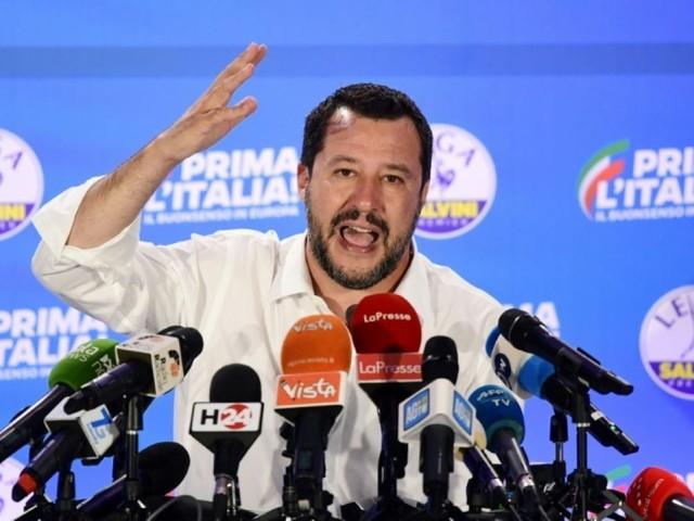 Italie: le souverainiste Matteo Salvini hors jeu mais pourrait revenir