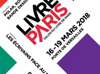 Salon du Livre de Paris 2018 : retrouvez-moi en dédicace sur le stand de mon éditeur Les Editions du 38 entre le 16 et 19 mars