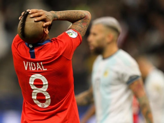 OM : Marseille tente l'énorme coup Arturo Vidal !