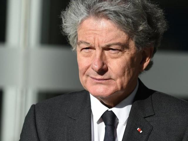 Candidature de Thierry Breton à la Commission européenne: première étape validée