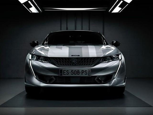 Peugeot ose enfin : La 508 PSE est officielle !