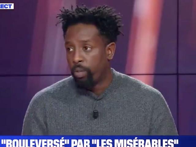 """Ladj Ly, réalisateur des """"Misérables"""" est """"très content"""" que Macron ait vu le film"""