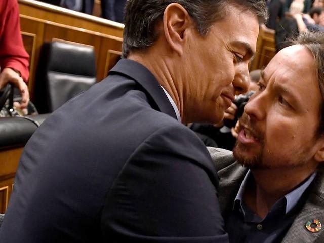 Pedro Sanchez reconduit au pouvoir avec Podemos