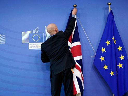 Brexit: voici les 5 principaux sujets de l'accord