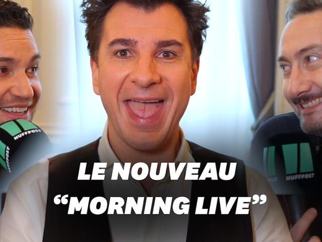"""""""Morning Night"""" sur M6: Michaël Youn nous décrit la nouvelle formule"""