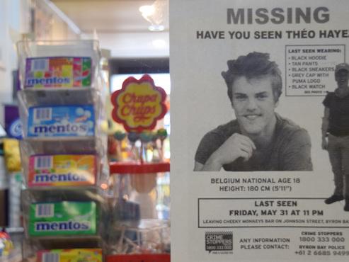 Il y a un an, le Belge Théo Hayez disparaissait lors d'un voyage en Australie: où en est l'enquête?