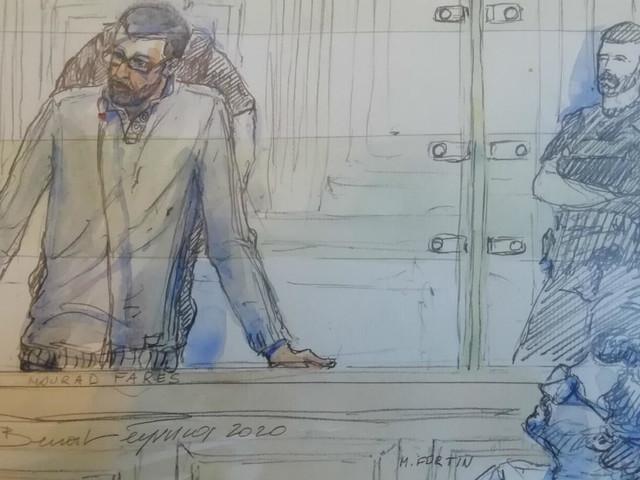 L'ex-recruteur jihadiste Mourad Farès condamné à 22 ans de prison