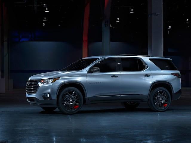 Chevrolet Traverse 2018 : plus gros, plus petit, meilleur