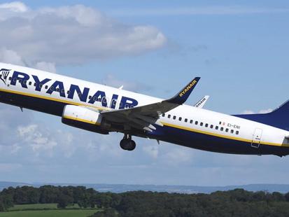 Ryanair : billets à moins de 20€ pour voyager en janvier 2020