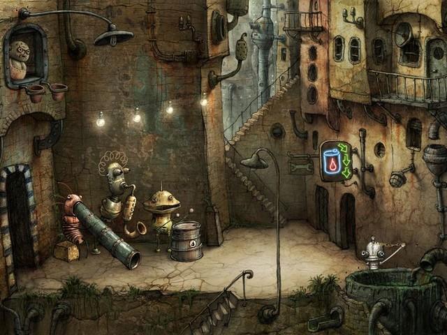 Machinarium souffle ses dix bougies et reçoit un album de remixes prestigieux