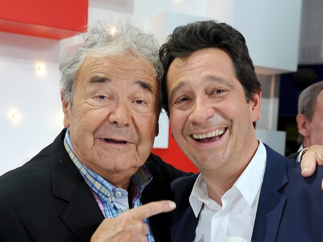 Vivement dimanche : Laurent Gerra et Pierre Perret complices chez Michel Drucker