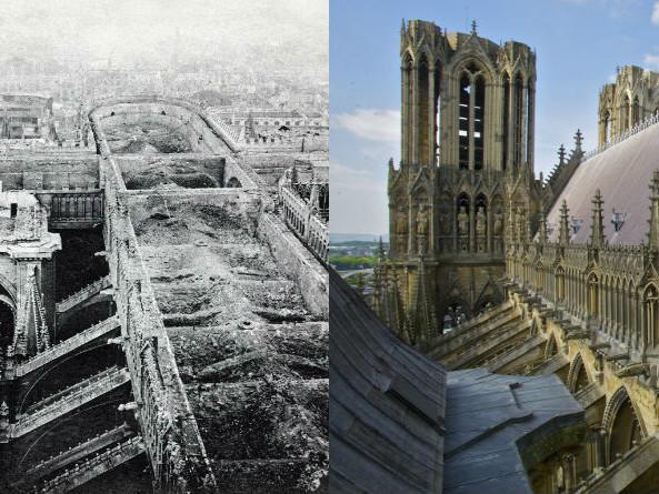 Reconstruire Notre-Dame de Paris en 5 ans, est-ce bien réaliste ? Voici les précédents