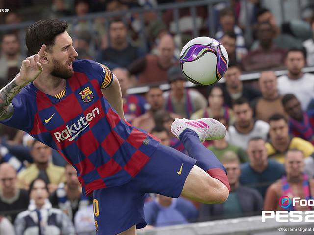 """""""PES 2020"""" a-t-il ce qu'il faut pour (re)devenir le meilleur jeu de foot du monde ?"""