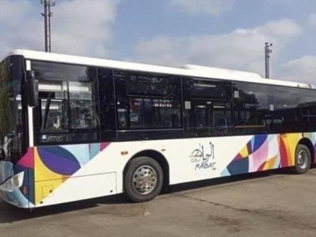 Salé : trois individus arrêtés pour incitation à endommager les nouveaux bus urbains