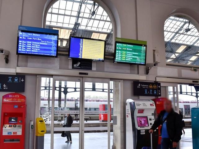 Gare de Narbonne : un retour à la normale du trafic SNCF le 4 novembre ?