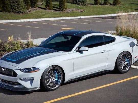 Une Ford Mustang électrique, c'est vraiment possible