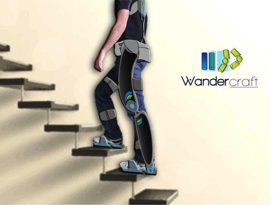 Wandercraft lance le premier exosquelette autonome
