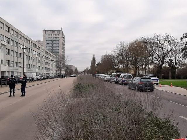 La police tire sur un homme armé d'un couteau dans le quartier Borny à Metz
