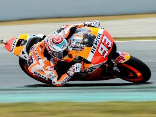 GP de Catalogne: Marquez le plus véloce lors des essais libres 1 et 2