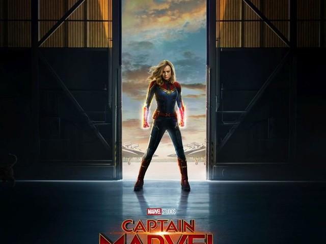 Captain Marvel : La bande annonce en VOST + VOTRE AVIS !