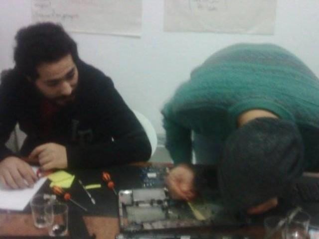 Les ordinateurs amortis ont une seconde vie grâce à l'idée éco-responsable de ces deux Tunisiens