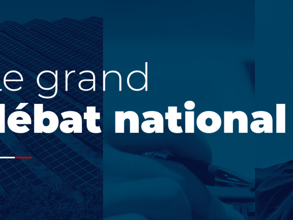 Le grand débat national - Brève