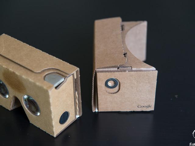 Réalité virtuelle : Google Cardboard devient open source après la fin de Daydream