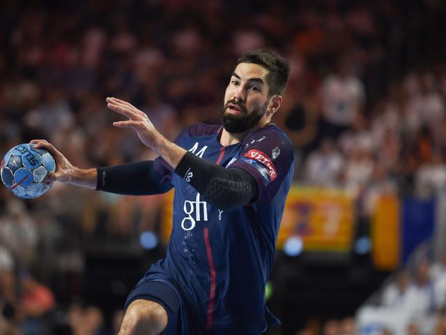 Hand Starligue: le Paris SG réussit ses débuts à Coubertin contre Nantes