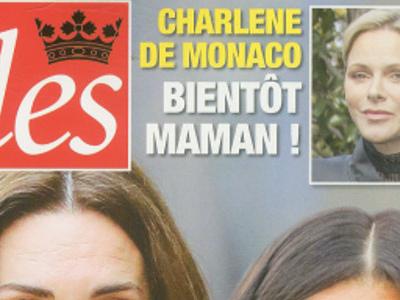Charlène de Monaco, la joie, bientôt maman, des rondeurs qui font jaser (photos)