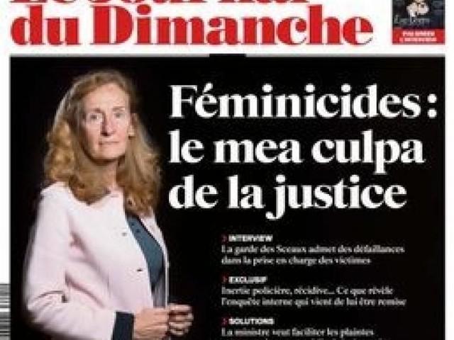 Féminicides: un rapport officialise les «dysfonctionnements» de la justice