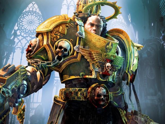 Warhammer 40 000 : une série live-action en préparation