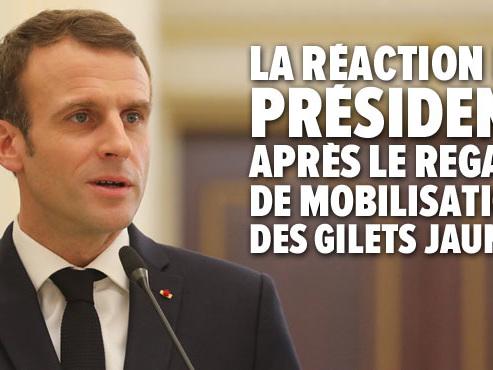 """Macron envoie une lettre au Français: il leur demande de répondre à une trentaine de questions pour """"transformer les colères en solutions"""""""