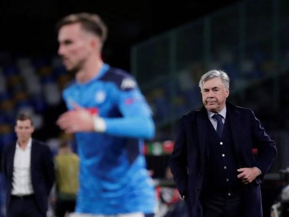 Foot - ITA - Naples - Naples : Carlo Ancelotti licencié