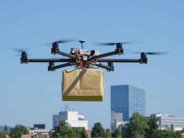 Le premier service de livraison par drone au monde vient de démarrer aux États-Unis