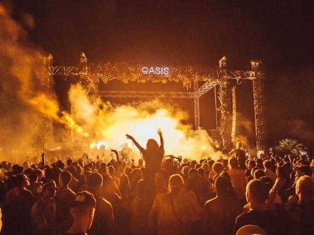 Les plus belles images du festival Oasis à Marrakech, pour revivre les temps forts de cette 4e édition