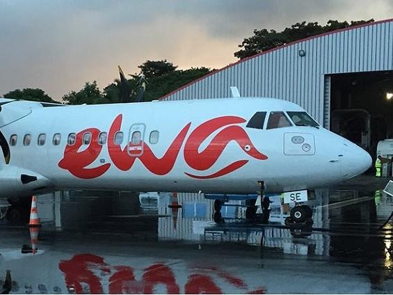 EWA Air : résultat net positif sur l'exercice 2018 - 2019