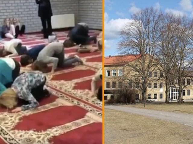 Suède : controverse autour de l'imitation d'une prière musulmane