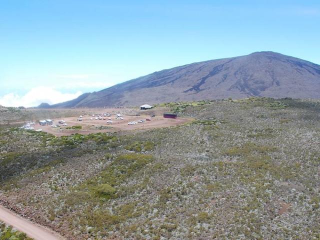 Retour au calme et passage en phase de sauvegarde au volcan