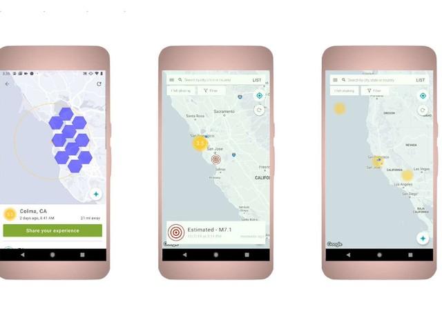 Détectez les séismes avec votre smartphone