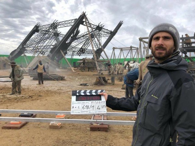 Le CNC annonce un plan pour les studios de tournage
