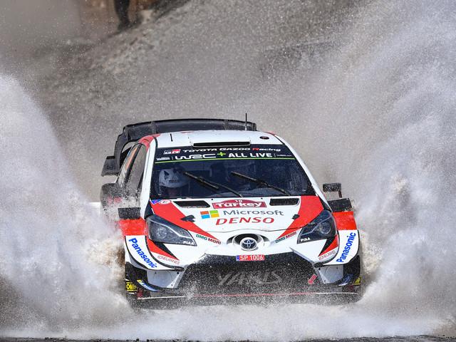 Rallye de Grande-Bretagne: Meeke en tête après la spéciale d'ouverture