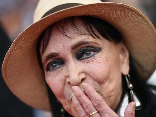 Anna Karina, icône de la Nouvelle Vague, est morte