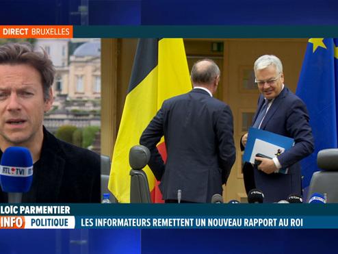 """Toujours pas de gouvernement, mais … Reynders et Vande Lanotte pourraient passer d'informateurs à """"pré-formateurs"""""""