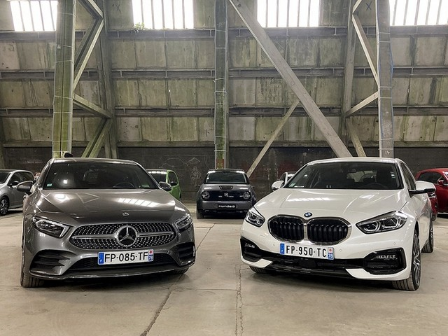 Comparatif vidéo - BMW Série 1 VS Mercedes Classe A: le retour des meilleures ennemies