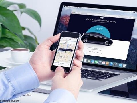 Uber accélère en France